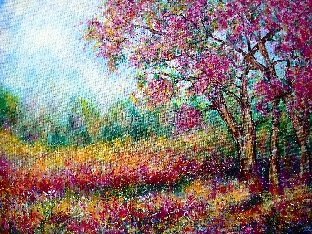 Spring by Natalie Holland