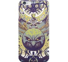 zelda majora's mask iPhone Case/Skin