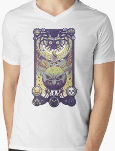 zelda majora's mask Mens V-Neck T-Shirt