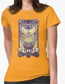 zelda majora's mask Womens Fitted T-Shirt