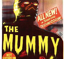 The Mummy Alt (Red) by PulpBoutique