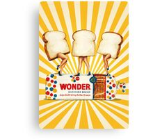 Wonder Women Canvas Print