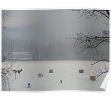 iceFishing Poster