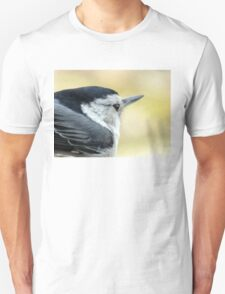 White-breasted Nuthatch (Sitta carolinensis) T-Shirt