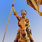 Saint Joan of Arc by Eric Webb