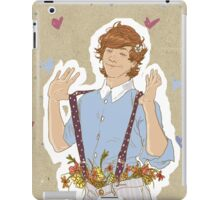 Valentine Louis iPad Case/Skin