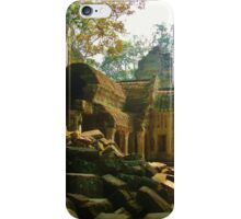 Ruins of Angkor Wat iPhone Case/Skin