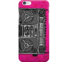 Boom iPhone Case/Skin