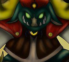 Ganon's Revenge by Gothyk