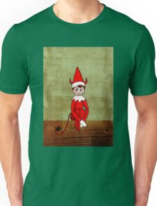Mischief on The Mantle Unisex T-Shirt