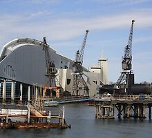 Maritime Museum - Fremantle by sparkographic