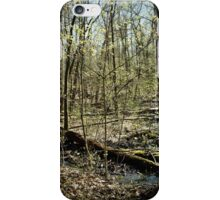Medford Fells in Spring iPhone Case/Skin