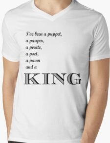 All That I Am  Mens V-Neck T-Shirt