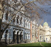 Streetscape of Fremantle by sparkographic