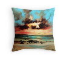 Barra Shore Throw Pillow
