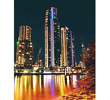 SURFERS PARADISE CITY Photographic Print