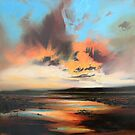 Evening Light, Tiree by scottnaismith
