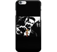 """ I don't set a fancy table, but the kitchen's awful homey."" iPhone Case/Skin"