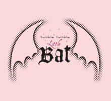 Twinkle Twinkle Little Bat (Light Background)  Kids Clothes