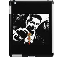 """"""" I don't set a fancy table, but the kitchen's awful homey."""" iPad Case/Skin"""