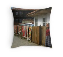 Rugs for sale Throw Pillow