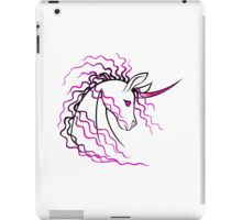 Ki-Rin (Japanese Unicorn) - Pink iPad Case/Skin