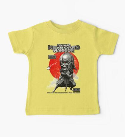 KEYBOARD WARRIOR Baby Tee