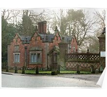 Dorford Hall Lodge, Poster