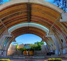 The Vaults of Arcosanti by njordphoto
