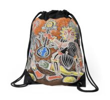 conception Drawstring Bag