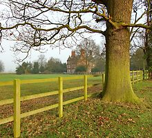 Stoke Manor, Hurleston, Nr Nantwich, Cheshire. by AnnDixon