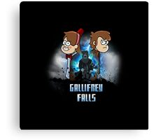 Gallifrey Falls Canvas Print