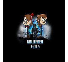 Gallifrey Falls Photographic Print