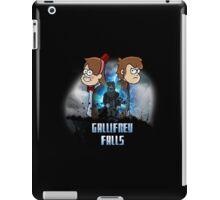 Gallifrey Falls iPad Case/Skin