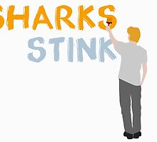 Sharks Stink #1 by hellosally