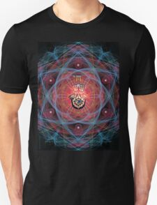 Hamsa- Chai with the Home blessing - Wall Art T-Shirt