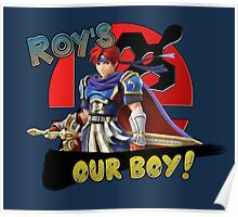 Roy's Our Boy! Poster