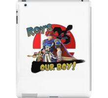 Roy's Our Boy! iPad Case/Skin