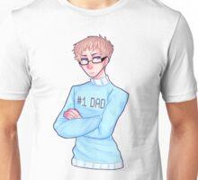 sweden is #1 dad Unisex T-Shirt