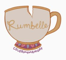 Rumbelle patterns by ColorMyMemory