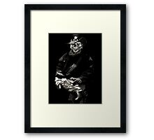 Soldier Of The Underworld ~ 2 Framed Print