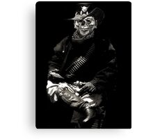 Soldier Of The Underworld ~ 2 Canvas Print