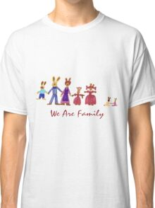 Easter Bunny Family Classic T-Shirt