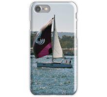 Which Way ~ Harbor Island ~ San Diego, California iPhone Case/Skin