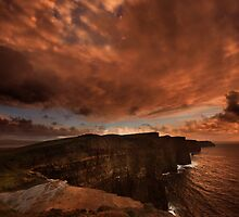 CLIFFS OF MOHER by KEIT