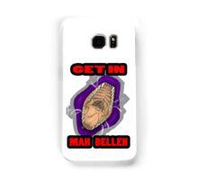 Get In Mah Belleh Purple Samsung Galaxy Case/Skin