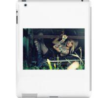 Junkyard Claustrophobia  iPad Case/Skin