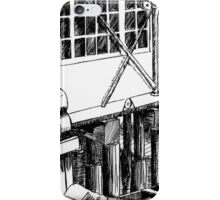 Shipbuilding business in Newport iPhone Case/Skin