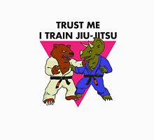 Trust Me I Train Jiu-Jitsu Unisex T-Shirt