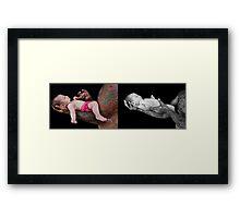 Miss C Framed Print
